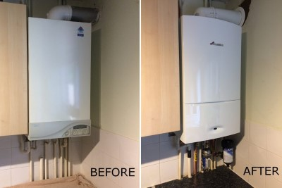 boiler replacement services Stoke Newington